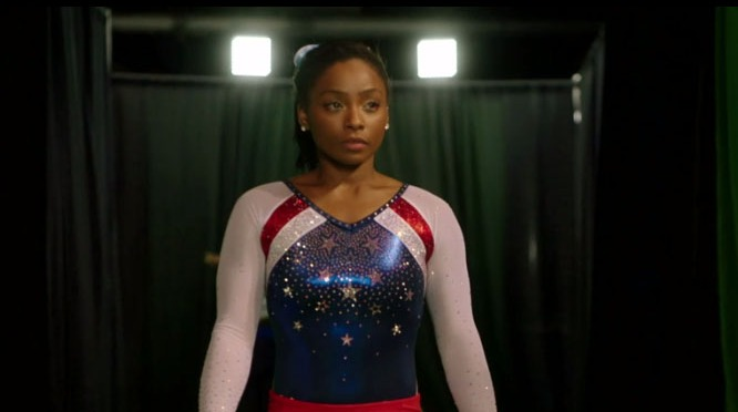 Simone Biles: Courage To Sour — The Trailer