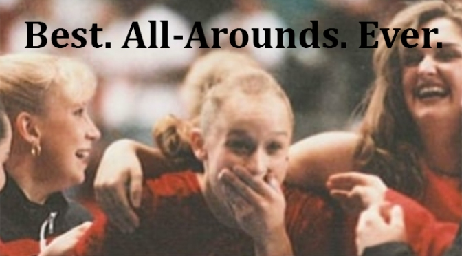 All-Time NCAA All-Around Leaders