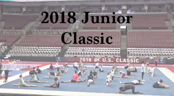US Classic Junior Live Blog