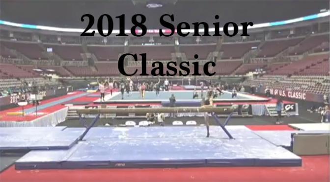 US Classic Senior Live Blog