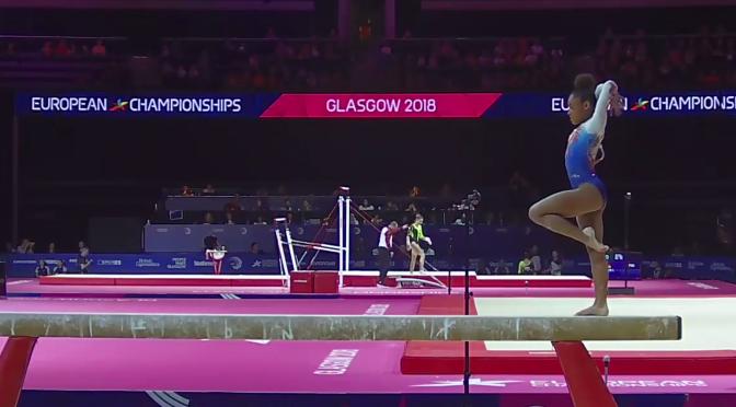 European Championships Team Final – Live Blog