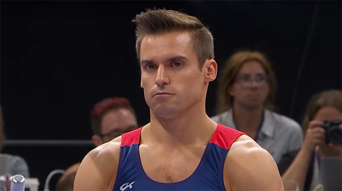Worlds 2018 – Men's All-Around Final