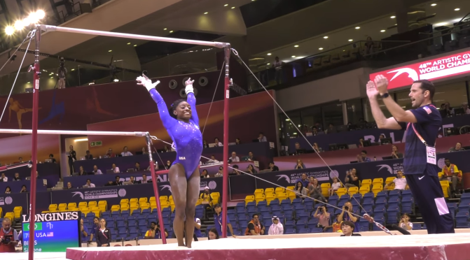 Just the Good Stuff: Women's Qualification Day 1