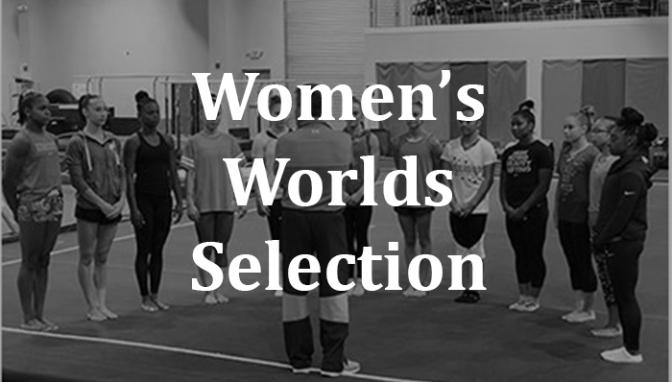 Selection Camp –Live Blog