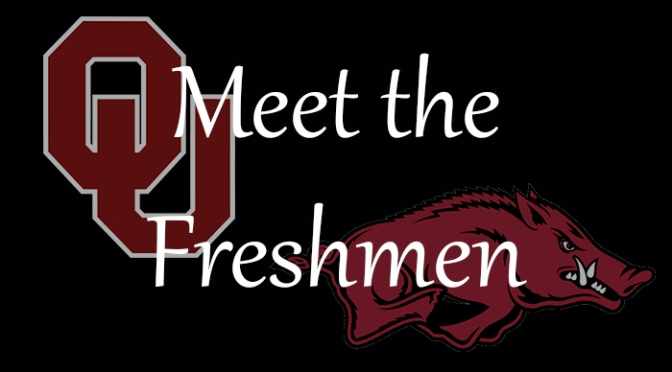Meet the Freshmen – Oklahoma & Arkansas