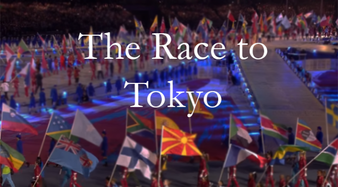 The Race to Tokyo – July 2019 Update