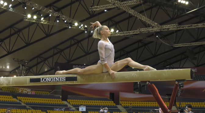 Pan American Games: Women's All-Around