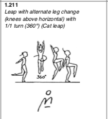 Cat leap full