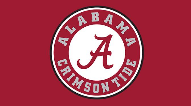 2020 Alabama Crimson Tide