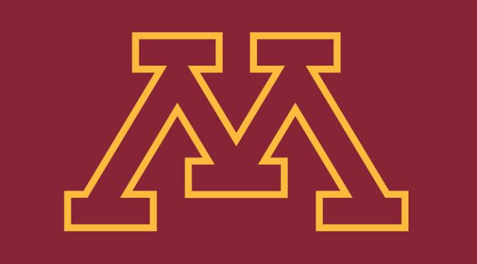 2020 Minnesota Golden Gophers