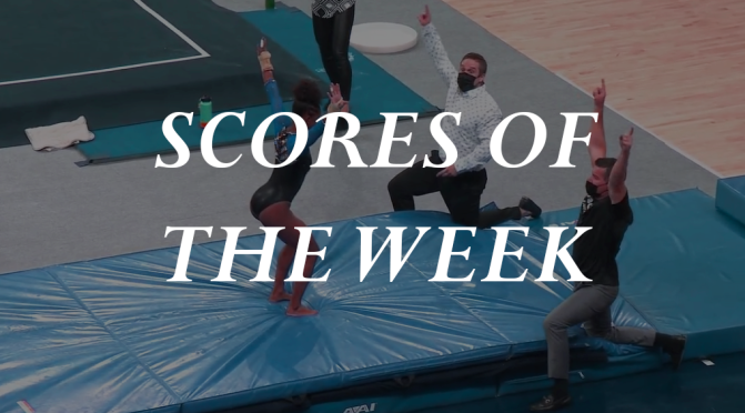 Top Scores of Week 5