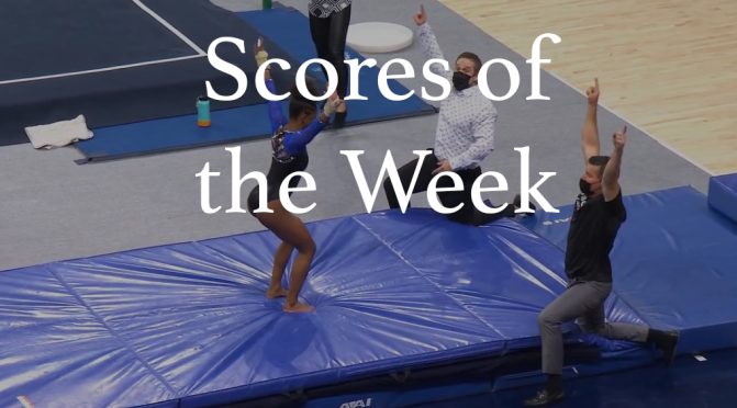 Top Scores of Week 2