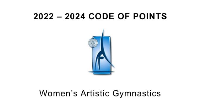 The 2022 Code is Out!