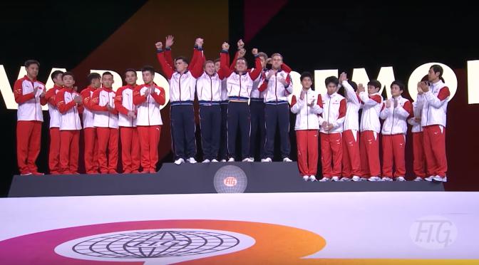 Men's Olympic Team Final